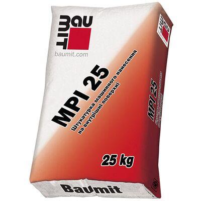 Baumit MPI-25 Штукатурная смесь, 25 кг (54)