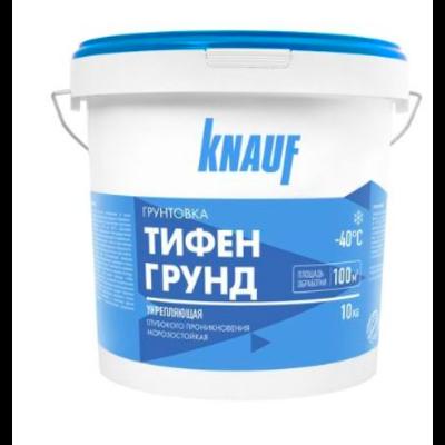 KNAUF Грунт ГРУНДИРМИТЕЛЬ, 5 кг УКРАИНА (60 шт / п)