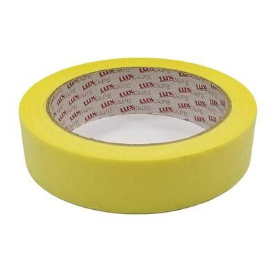 Лента малярная 38 мм, рулон 20 м желтый Мастер