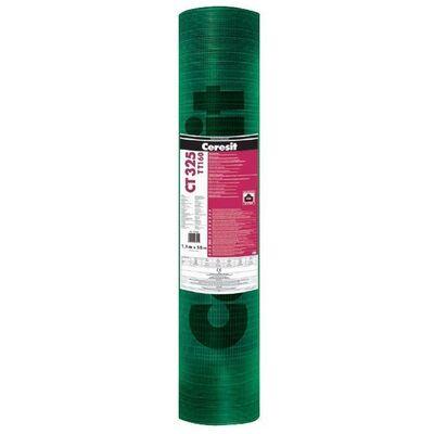 Сeresit СТ-325 Штукатурна армуюча сітка (160 г / м2, 5ммх5мм, рулон 55 м2)