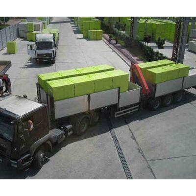 Газоблок Транзит 100/200/600 (180 шт/пал.)