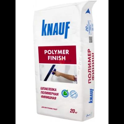 KNAUF Суха полімерна шпаклівка Polimer Finish 20 кг 22096