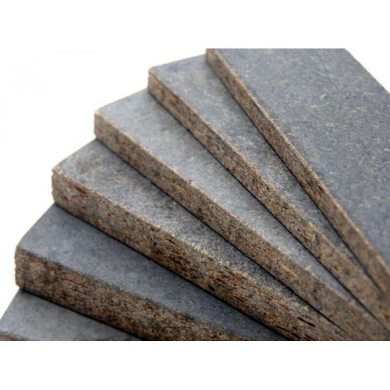 Цементно - стружечная плита БЗС 1600х1200х10 (мм)