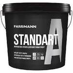 Колорит Farbmann Standart А, база LС 9л фасадная мат краска акриловая