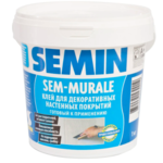 SEMIN SEM-MURALE готовий Клей для склошпалер і тканин, 10кг