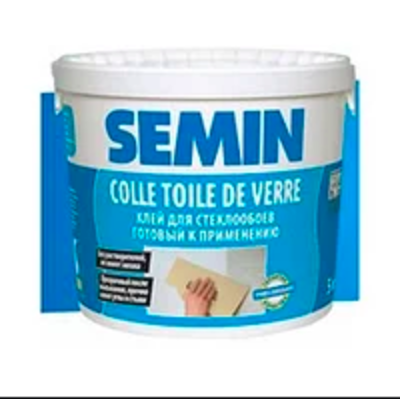 SEMIN COLLE TDV готовий Клей для склополотна (вологостійкий), 10 кг