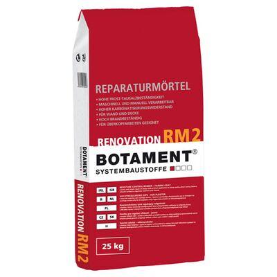 Botament Однокомпонентная ремонтная смесь Renovation RM 2