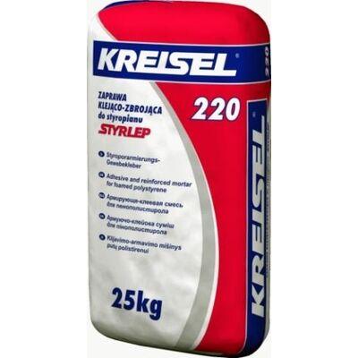 Kreisel 220 Клейова армуюча суміш для ППС 25кг