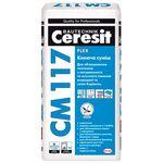 CERESIT CM-117 Клеящая смесь, мешок 25 кг