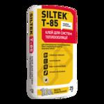 SILTEK Т-85 / 25кг Клей для систем теплоизоляции