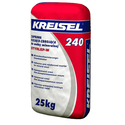 Kreisel 240 Клеевая смесь армирующая для МВ 25кг (42)