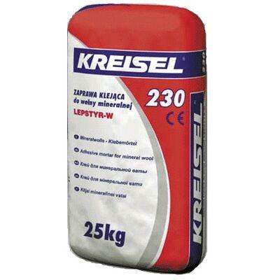 Kreisel 230 Клейова суміш д / кріплення ГО 25кг (42)