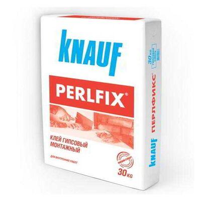 KNAUF Perflix Клей для гипсокартона, мешок 30 кг