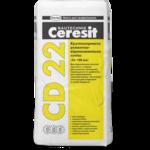 CERESIT CD-22 Крупно-зернистая ремонтно-восстановительная смесь, 25кг