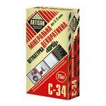 АРТИСАН С-34 / 25кг Мінеральна декоративна штукатуркакороидфр.2,5 мм