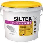 SILTEK Faсade Pro Silicon-Краска силиконмодификована фасадная 9л