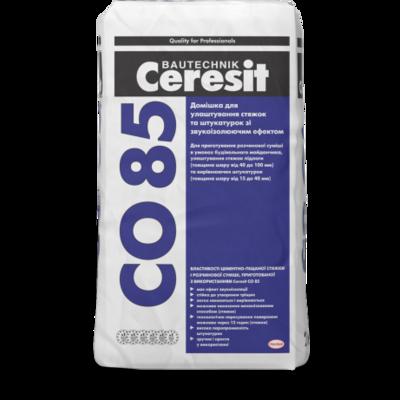 CERESIT СО-85 Добавка для стяжек 25 кг