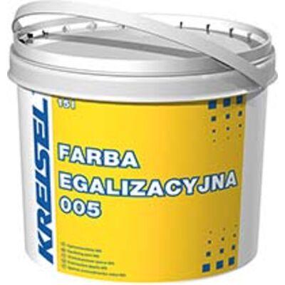 Kreisel Краска егализацийна фасадная д / покрытие минерал.штукатурок 15л База D
