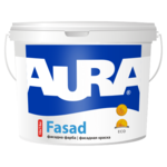 AURA Fasad 14кг (Краска дисперсионная)