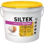 SILTEK Faсade Texturit Краска структурная фасадная 4.5л