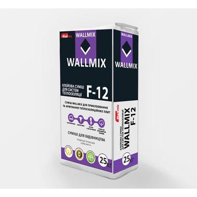 Wallmix F12 Клей для систем теплоизоляции