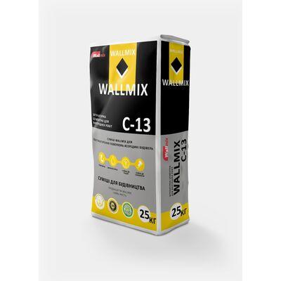 Wallmix C13 Штукатурка акрилова для внутрішніх робіт