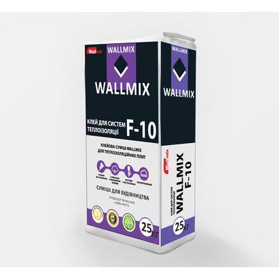 Wallmix F10 Клей для систем теплоизоляции