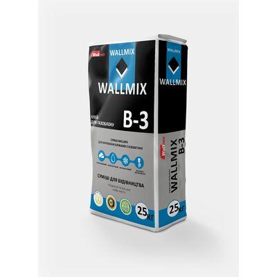 Wallmix B3 Клей для газоблока