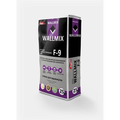 Wallmix F9 Клей для пінополістирольних плит