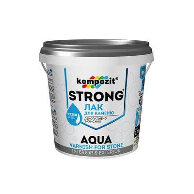 Лак для каменю STRONG AQUA (2,5 л)