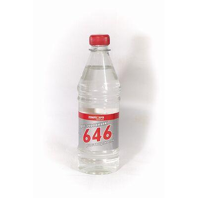 РОЗЧИННИК Р-646 БП ХІМ (0,8 л) пет
