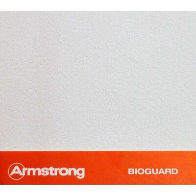 Плита ARMSTRONG BIOGUARD PLAIN 90 RH Board 600x600x12