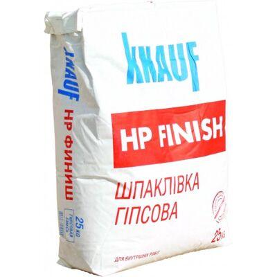 Шпаклівка KNAUF НР фініш, мішок 25 кг