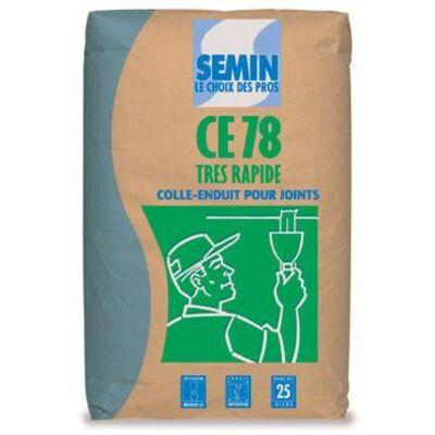 SEMIN СЕ-78 Шпатлевка, Франция, мешок 25 кг