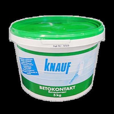 KNAUF Грунт БЕТОКОНТАКТ, 5 кг.