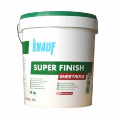 KNAUF Шпаклевка Knauf Sheetrock Super Finish 28 kg