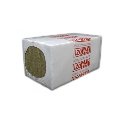 Мін. вата Izovat 40 ( 40, 1000х 600х100) на синтетичному сполучному, уп 3м2